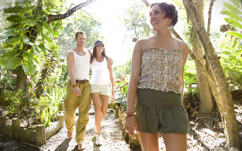 Garifuna Tours Lancetilla Botanical Garden