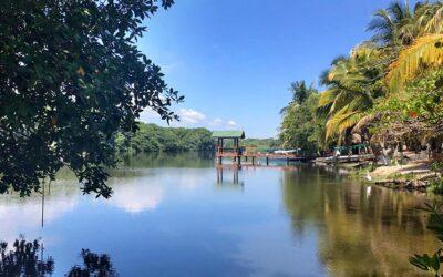 Los Micos Lagoon