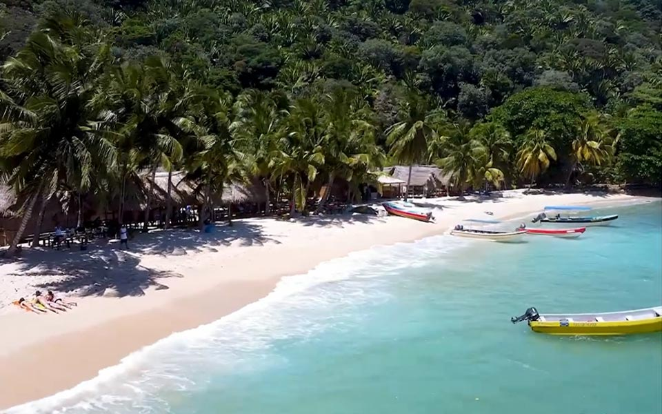 Garifuna Tours Punta Sal Cocalito Aerea Tour